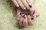 New Style Nails mit Transferfolie